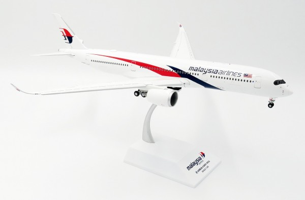 Airbus A350-900 Malaysia Airlines Flaps Down Version 9M-MAB Scale 1/200