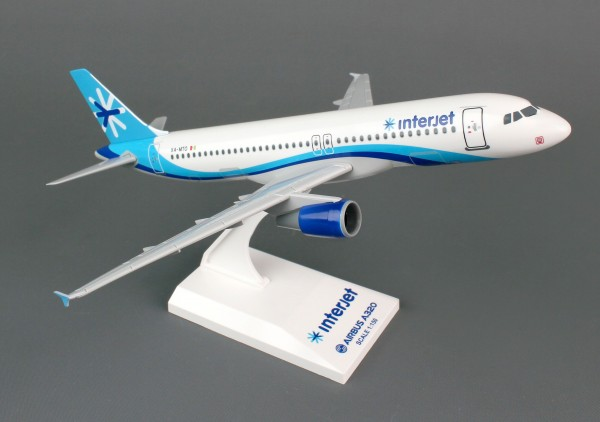 Airbus A320 Interjet Scale 1/150