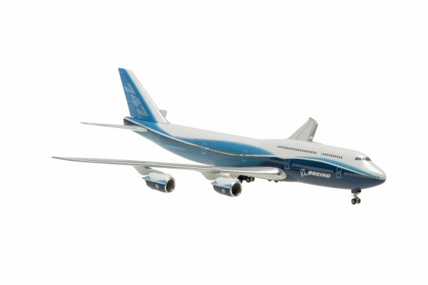 Boeing 747-8 House Color Ground Configuration Scale 1:400