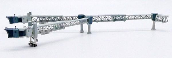 Air Passenger Bridge B747 (Transparent) Scale 1/400 #