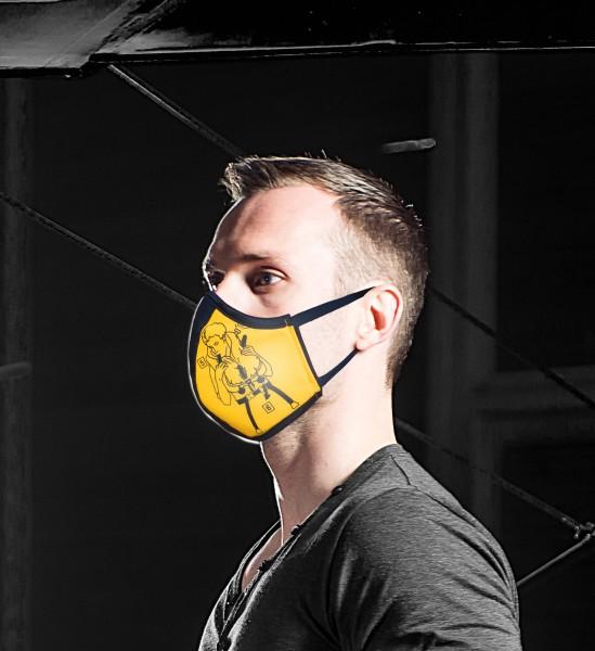 Mund- und Nasenschutz Maske XL