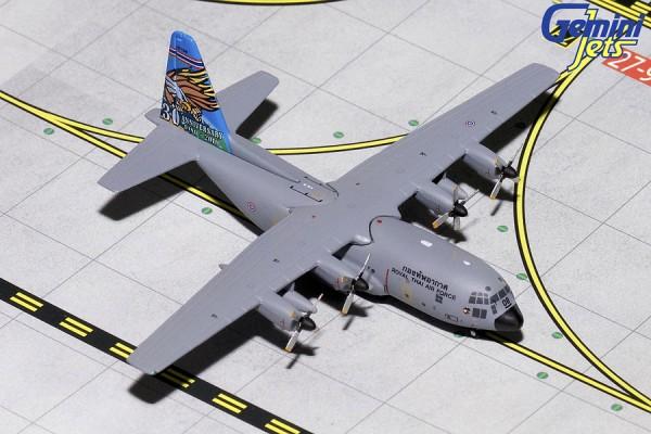 Lockheed C-130 Hercules Royal Thai Air Force 60108 Scale 1/400