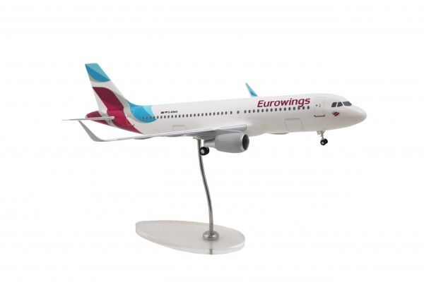 Airbus A320-200 Eurowings Scale 1:100