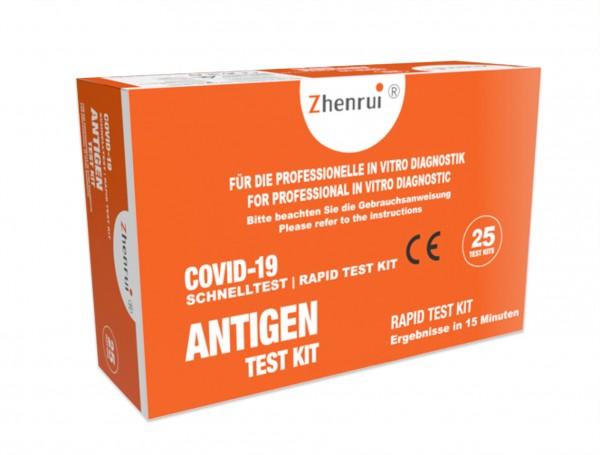 ZHENRUI SARS-CoV-2 Covid-19 Antigen Rapid Test für die professionelle IN-VITRO DIAGNOSTIK
