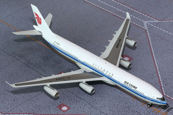 Airbus A340-300 Air China Scale 1/200