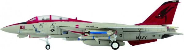 "Grumman F-14B Tomcat US Navy VF-101 ""Grim Reapers"", CFWL, NAS Oceana Scale 1/200"