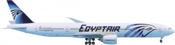 Boeing 777-300ER Egyptair Scale 1:500