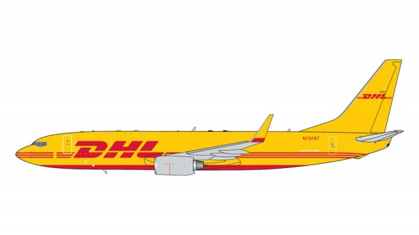 Boeing 737-800(BDSF) DHL Scale 1/400
