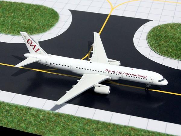 Boeing 757-200 Omni Air International Scale 1/400