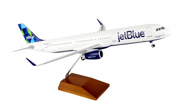 "Airbus A320 Jetblue Airways ""Prism"" Scale 1/100 w/Gear"