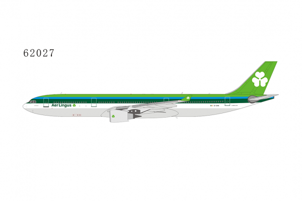 """Airbus A330-300 Aer Lingus """"delivery livery"""" EI-SHN Scale 1/400 #"""