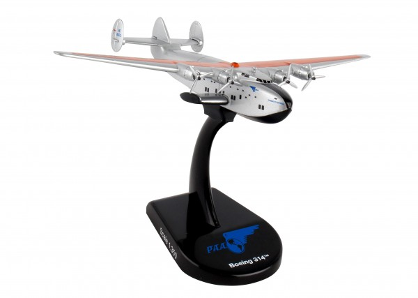 POSTAGE STAMP Boeing 314 Clipper PAN AM Scale 1/350