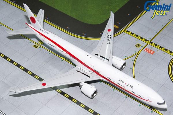 Boeing 777-300ER Japan Air Self Defense Force (JASDF) 80-1111 Scale 1/400