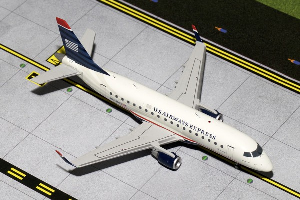 Embraer 170 US Airways Express Scale 1/200