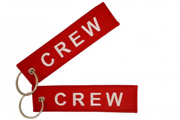 Key ring - CREW