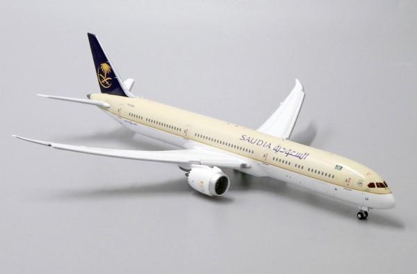 Boeing 787-10 Saudi Arabian Airlines Flaps Down Version HZ-AR24 Scale 1/400