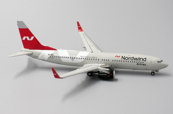Boeing 737-800W Nordwind Airlines Scale 1/400