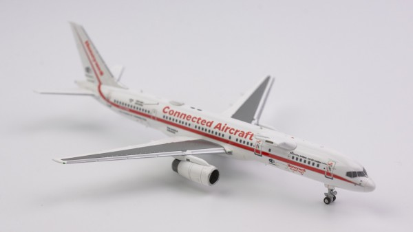 """Boeing 757-200 Northwest Airlines """"Republic's scheme; red tail"""" N601RC Scale 1/400"""