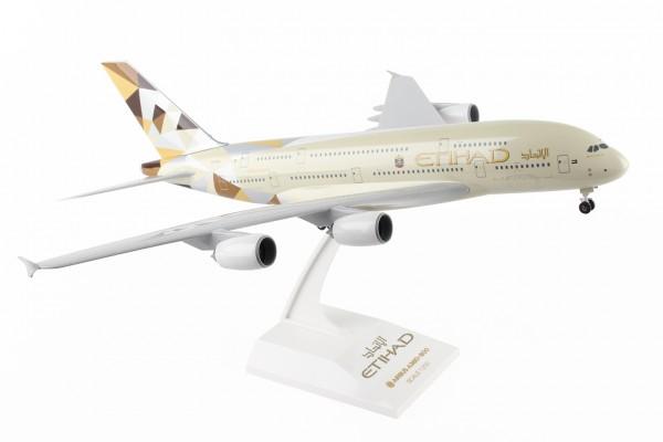 Airbus A380-800 Etihad Airways A6-APA Scale 1/200 w/Gear