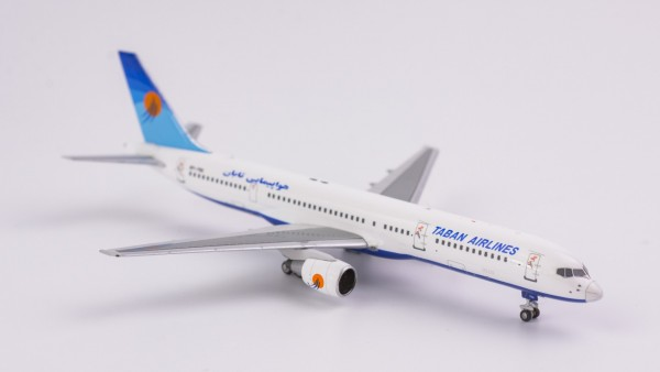 Boeing 757-200 TABAN AIRLINES EY-752 Scale 1/400