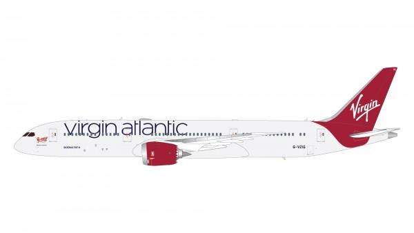 Boeing 787-9 Dreamliner Virgin Atlantic Airways G-VZIG Scale 1/200