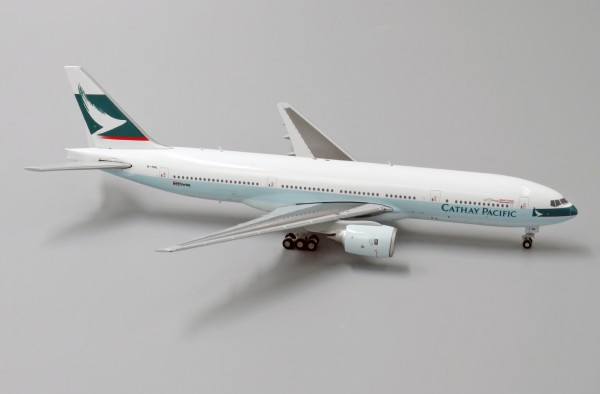 Boeing 777-200 Cathay Pacific Airways B-HNL Scale 1/400