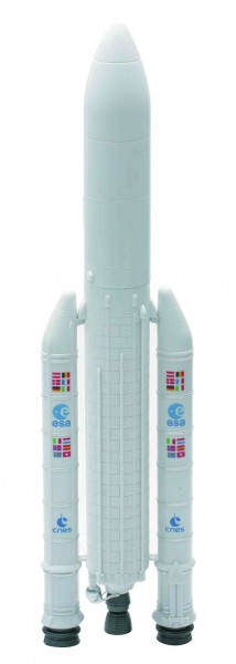 Space Adventure ESA Ariane 5 Rocket Scale 1/170
