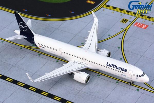 Airbus A321neo Lufthansa D-AIEA Scale 1/400