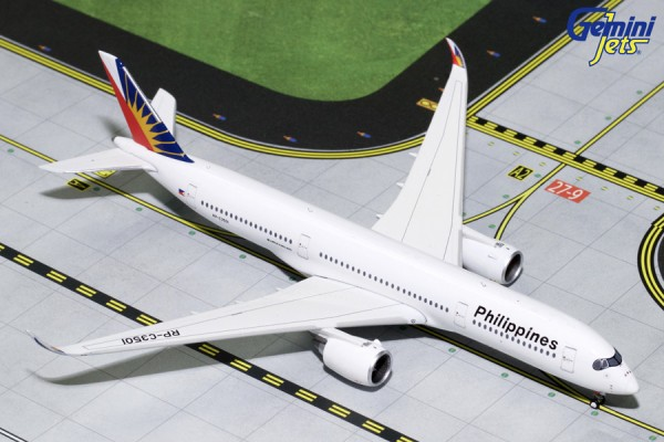 Airbus A350-900 Philippine Airlines RP-C3501 Scale 1/400