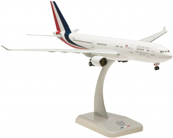 Airbus A330-200 French Air Force F-RARF Scale 1:200