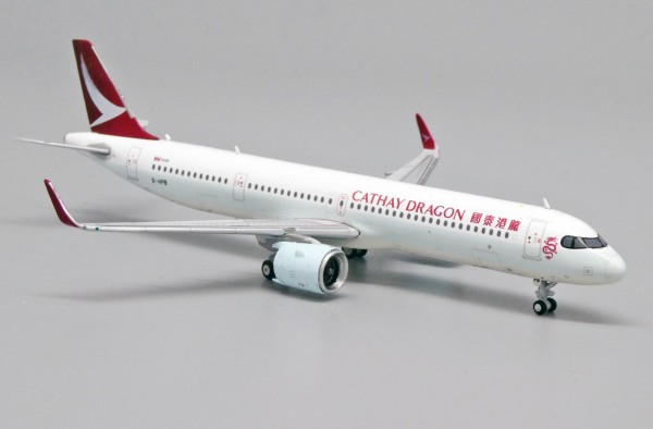 Airbus A321neo Cathay Dragon B-HPB Scale 1/200
