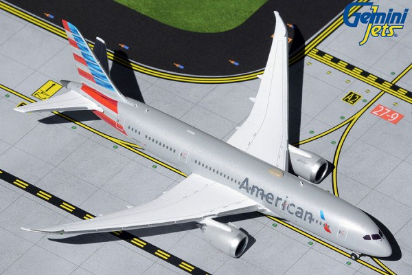 Boeing 787-8 American Airlines Scale 1/400