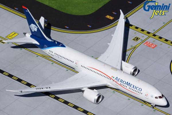 Boeing 787-9 Aeromexico XA-ADH Scale 1/400