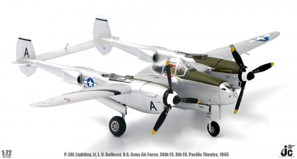 Lockheed P-38L Lightning U.S. Army Air Force Scale 1/72