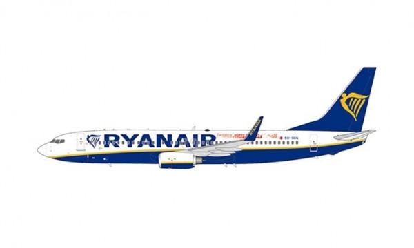 Boeing 737-800 Malta Air (Ryanair) 9H-QCN Scale 1/200