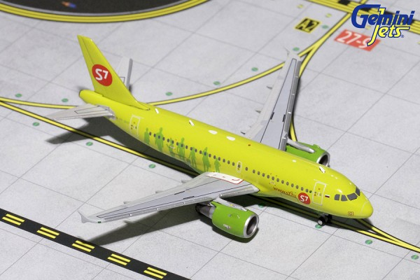Airbus A319 S7 Airlines Scale 1/400