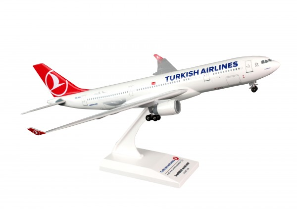 Airbus A330-200 Turkish Airlines TC-JNA Scale 1/200