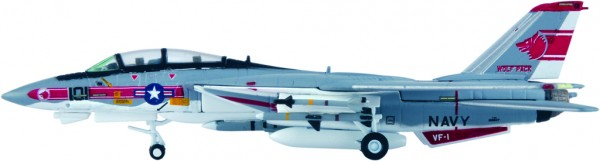 "Grumman F-14A Tomcat US Navy VF-1 ""Wolfpack"", CVW-14 Scale 1/200"