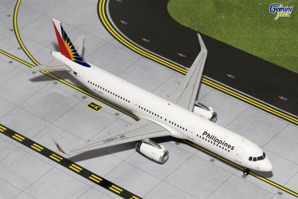 Airbus A321 Philippine Airlines Scale 1/200