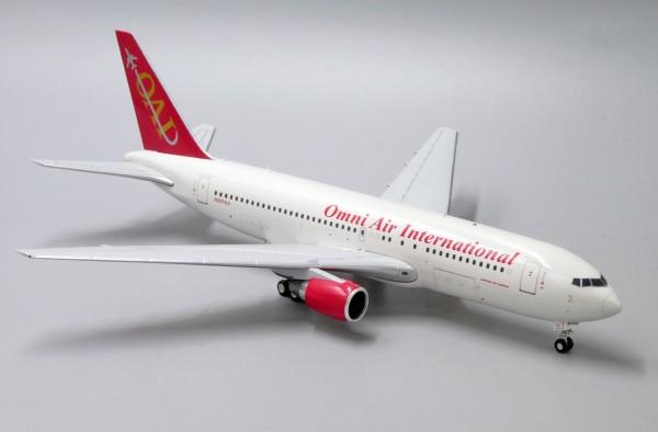 Boeing 767-200ER Omni Air International N207AX Scale 1/200