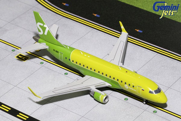 Embraer 170 S7 Airlines Scale 1/200