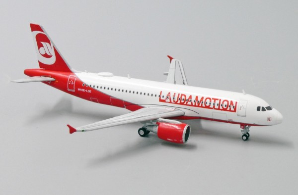 Airbus A320 LaudaMotion OE-LOE Scale 1/400