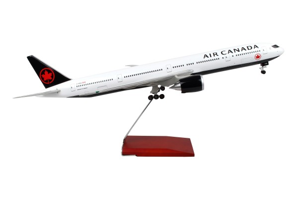 Boeing 777-300ER Air Canada Scale 1/100 w/Gear