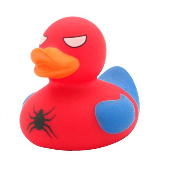 """Quietsche-Ente """"Spiderman"""" / Rubber duck """"Spiderman"""""""