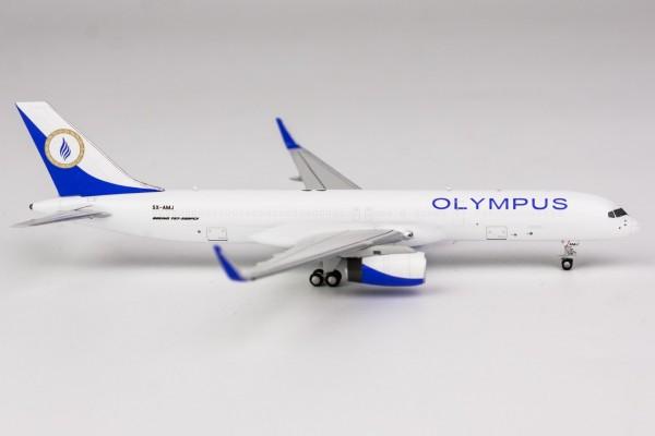 Boeing 757-200BCF Olympus Airways SX-AMJ Scale 1/400