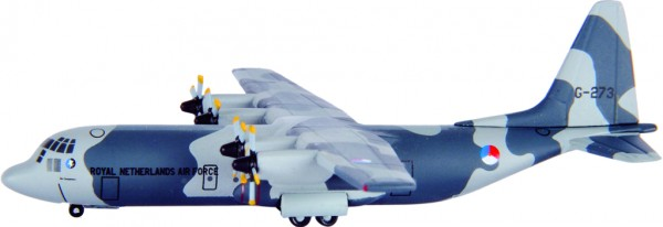 Lockheed Martin C-130-30 Royal Netherlands Air Force Scale 1/200