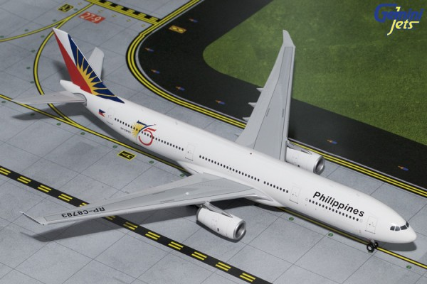Airbus A330-300 Philippine Airlines Scale 1/200