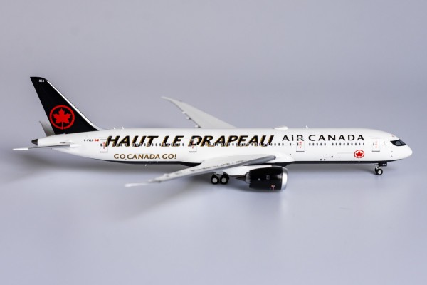 """Boeing 787-9 Air Canada """"FLY THE FLAG"""" special livery for Tokyo 2020 Olympic Games C-FVL Scale 1/400"""