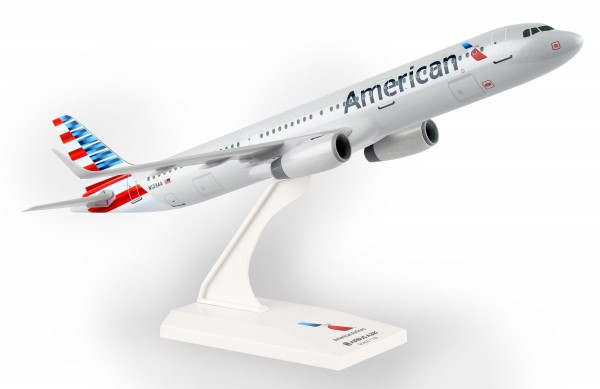 Airbus A321 American Airlines NL Scale 1/150