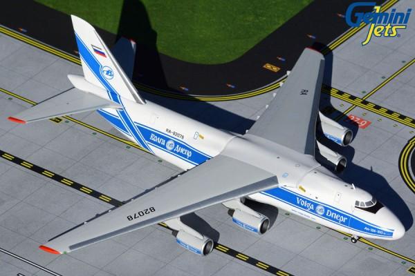 Antonov An-124-100 Volga-Dnepr Airlines Scale 1/400